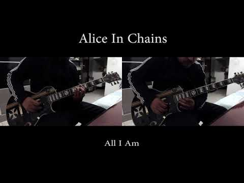 Alice in Chains - All I Am cover