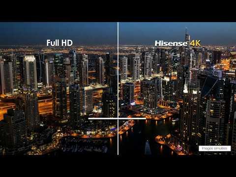 Hisense 65N5750 : la rencontre parfaite entre design et performance !