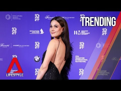 Red carpet glamour at the Singapore International Film Festival | CNA Lifestyle Experiences