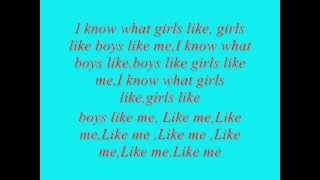 Like me Teen Beach Movie Lyrics