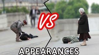 Die besten 100 Videos Unterschiede der Erscheinungen - The importance of appearances experiment