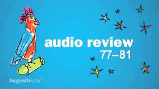 Audio Review 77-81