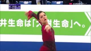 2019 WC Evgenia Medvedeva SP ESP