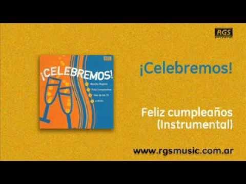 ¡Celebremos! - Feliz cumpleaños (Instrumental)