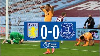 Aston Villa 0-0 Everton Pekan 19