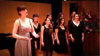 "Schubert Ständchen ""Zögernd leise"" - Bethan Langford, the Alma Mater Ensemble, Alice Turner"