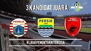 3 Tim Kuat Kandidat Juara Liga 1 2018