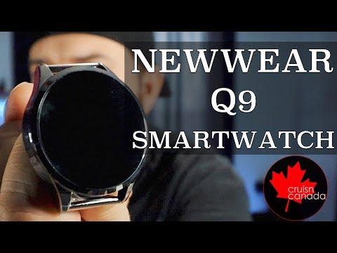 Newwear Q9 Unboxing