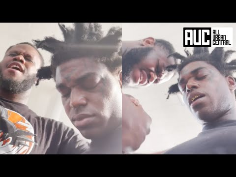 Kodak Black Catches The Holy Ghost After Random Dude Starts Praying For Him