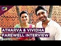 Download Video Atharva And Vividha Bid A Good Bye | Exclusive Interview | Jana Na Dil Se Door | Star Plus