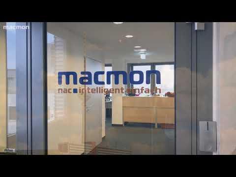 Christian Bücker im Gespräch - macmon sucht personelle Verstärkung