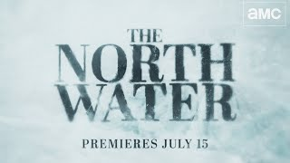 The North Water Official Trailer: Jack O'Connell & Colin Farrell | Premieres July 15 on AMC+