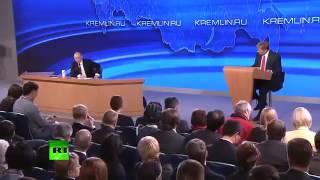 Путин УНИЗИЛ Ксению Собчак! Весь зал взорвался от смеха!!