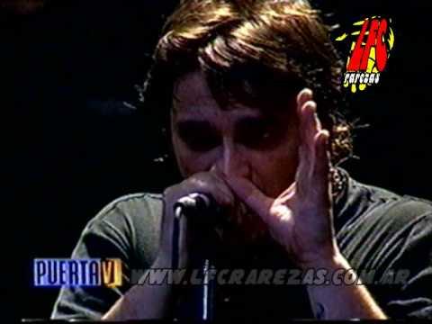 """LOS FABULOSOS CADILLACS """"LA MARCHA DEL GOLAZO SOLITARIO"""" @ Estadio Obras, Buenos Aires 01/09/2000"""