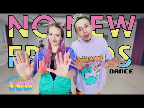 LSD - No New Friends Ft. Sia, Diplo, Labrinth Dance - Patman Crew Choreography