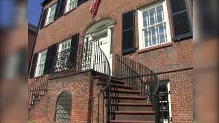 Savannahs Historic Homes