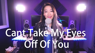 """""""Can't Take My Eyes Off You""""   Jason Chen X Arden Cho Cover"""