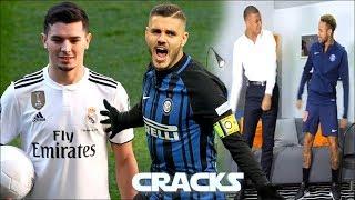 BRAHIM ¡Prefería al BARÇA! | 2 CRACKS saldrían del MADRID por ICARDI | MBAPPÉ 'batalla' con el FLOSS