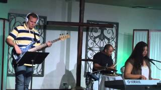 Did you feel the mountains tremble. Martin Smith and Jesus Culture Cover