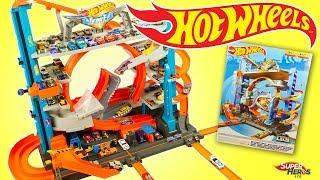Garage De Hot Wheels Free Video Search Site Findclip
