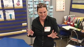 A Syntax-focused Kindergarten Lesson