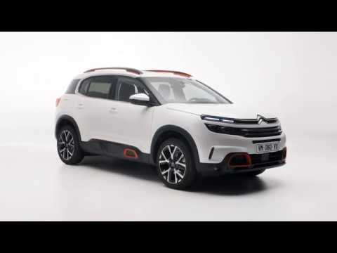 Citroen C5 Aircross SUV - Advanced Comfort Koltuklar