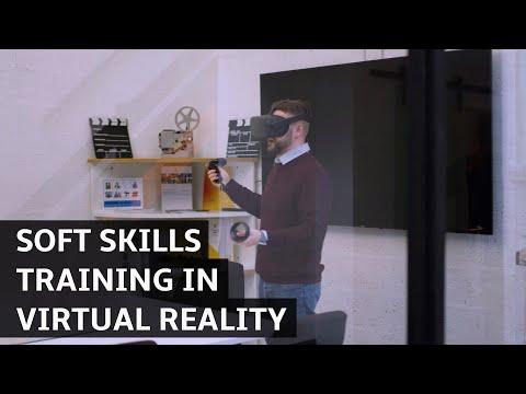 VirtualSpeech: Soft Skills Training in VR - YouTube