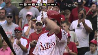 Phillies vs Mets 9th inning 8/30/2007