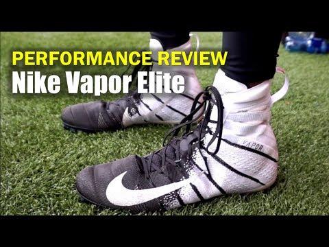 d69b9f93c56d1 NIKE Vapor Untouchable 3 ELITE Cleats Performance Review play