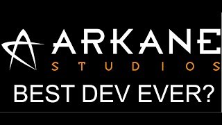 Why I Love Arkane Studios - One Of The Best Devs Ever