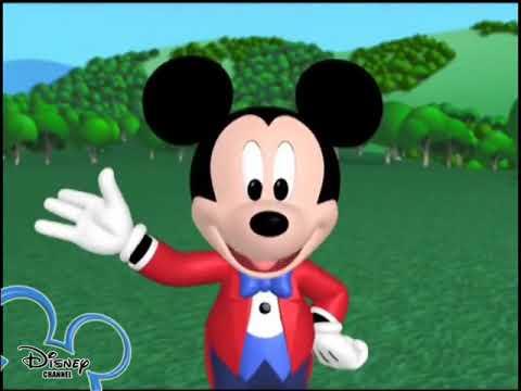 Mickeyho klubík: Mickey Mouse a partička slaví Halloween (CZ/SK)