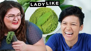 We Competed To Make The Best Pesto • Ladylike