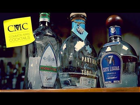 Tequila Blind Taste Battleground: Hornitos, Partida & Siete Leguas / Episode 003