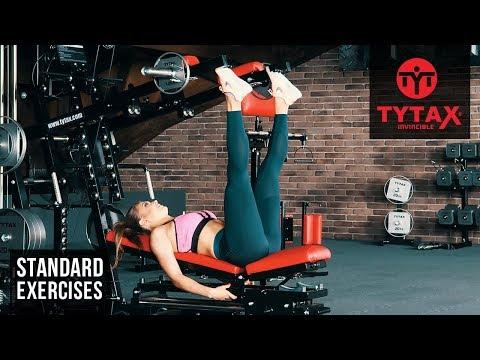 TYTAX® M2 | Lying Lever Vertical Calf Raise