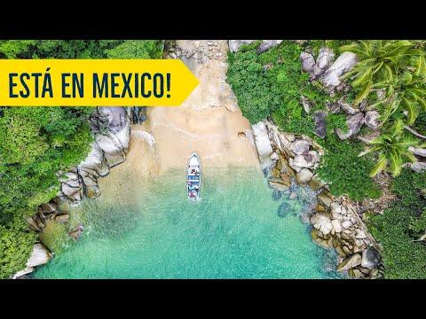 Una PLAYA SECRETA por Puerto Vallarta! | Alex Tienda ✈️