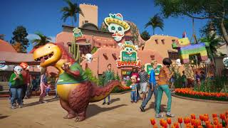VideoImage1 Planet Coaster - World's Fair Pack