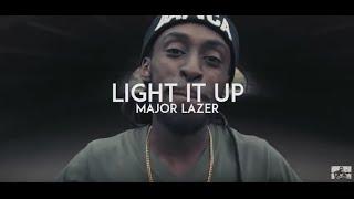 "Major Lazer - ""Light It Up"" Dancehall Choreography - Danca® Family"