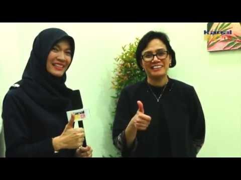 Wawancara Menteri Keuangan Sri Mulyani