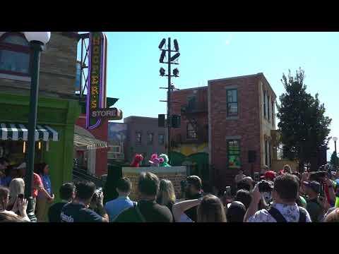 Sesame Street Media Day