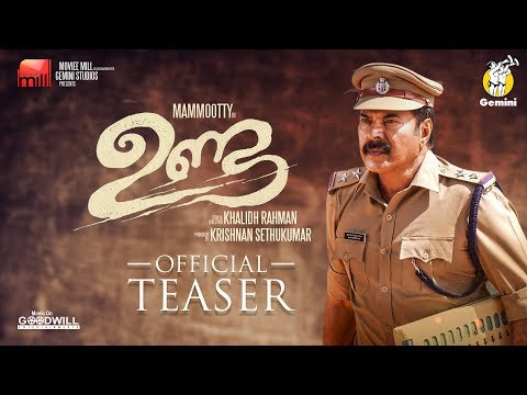 Unda Malayalam Movie Teaser