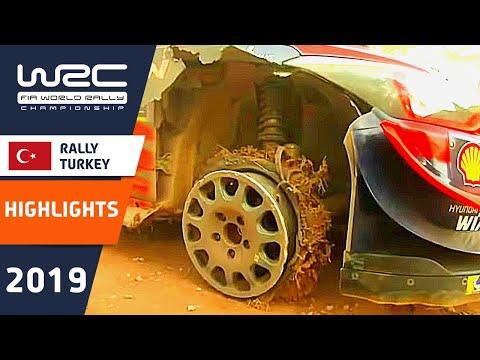 WRC - Rally Turquía Highlights Stay 1-4