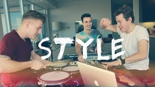 Taylor Swift   Style (Cover By The Heist)