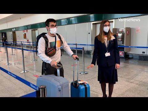"""Con i voli """"covid tested"""" si torna a viaggiare tra Malpensa e New York"""