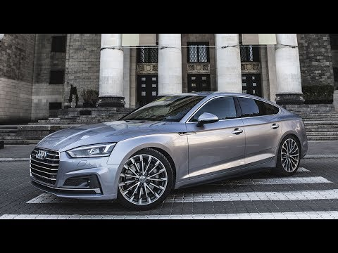 Audi S5 Sportback Лифтбек класса D - рекламное видео 1
