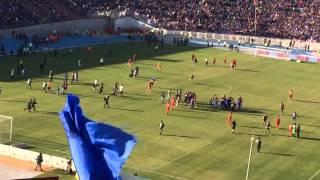 U De Chile Vs Calera 1-0 PENAL DE CANALES - VUELTA U CAMPEON !