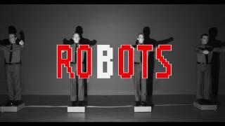 KRAFTWERK – THE ROBOTS (EDIT)