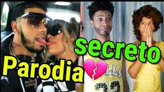 Secreto (parodia) - Anuel AA ft Karol g