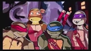 Черепашки Ниндзя Легенды - Игра Teenage  Mutant Ninja Turtles Legends (TMNT) ios/android  эпизод 1.