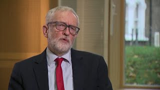 video: Jeremy Corbyn will 'strongly contest' suspension from Labour party after bombshell anti-Semitism report