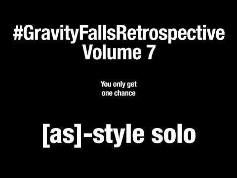 [as]-style bump - Retrospective on Gravity Falls: Volume 7 [4K]